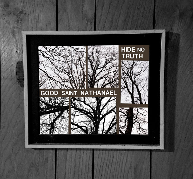 Good Saint Nathanael Hide No Truth Web Cover